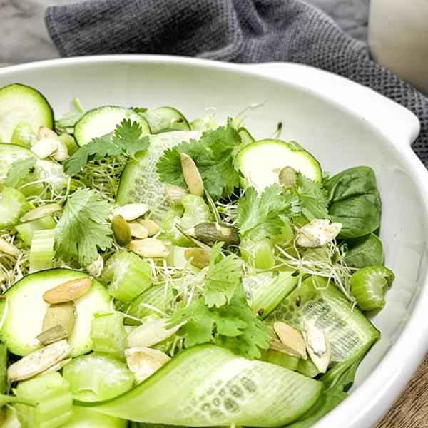 ensalada verde