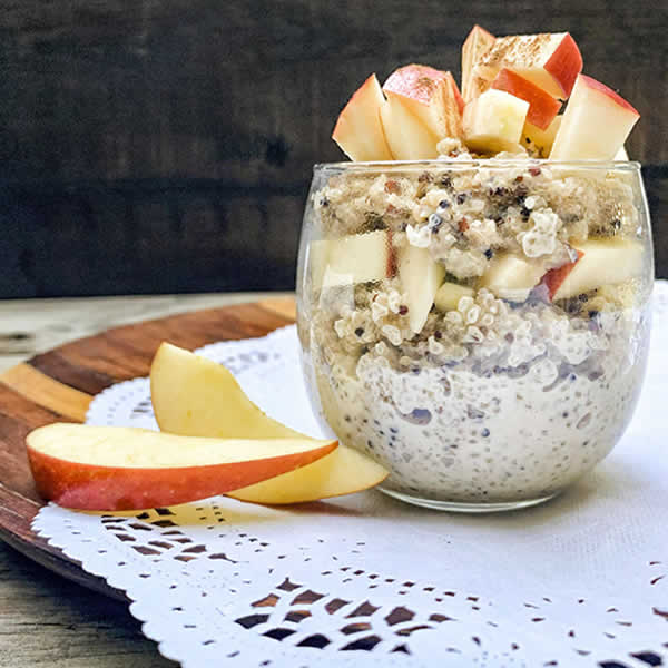 quinoa especiada